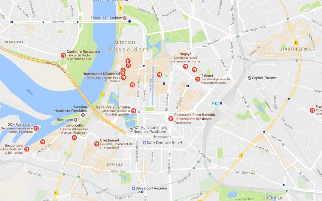 Ihr Unternehmen auf Google Maps – So geht's